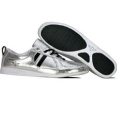Creative Womens Recreation Galow (silver snake / black patent) WCR7548-SISBP - $94.99