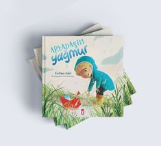 İrem Ustaoğlu is a graphic designer and illustrator from Ankara, Turkey. #childrensbooks #design Creative Book Cover Designs, Creative Kids, My Friend, Friends, Young People, Great Books, Childrens Books, Illustrators, Character Design