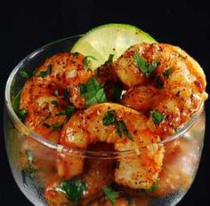 Grilled Shrimp with Tequila and Lime Recipe
