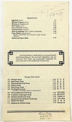 Details About 1940s Vintage Luncheon Menu DORLONS SHORE HOUSE Restaurant Norwalk Conn