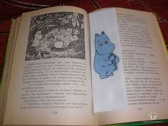 #crossStitched #bookmark #Moomin