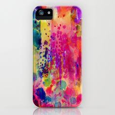 Free shipping now on Wander iPhone & iPod Case by Amy Sia | Society6