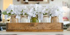 50 Genius Ways to Use Mason Jars  - HouseBeautiful.com