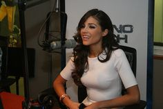 Ugh, could she be any more stunning?! lol / Miss USA 2012 Olvia Culpo on the Covino & Rich Show by covinoandrich, via Flickr