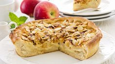 Bratapfelkuchen mit Streuseln - so geht's!