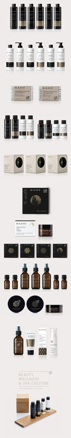 O.LIVE Packaging on Behance
