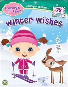 Winter Wishes (Franny's Feet): Moss, Cathy, Nielsen, Susin: 9780448448930: Amazon.com: Books