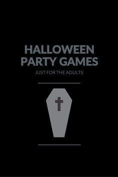 Make your Halloween party the best in town this year with these Halloween party games just for the grown-ups. These are new and unique ideas with little setup and won't break your party budget.