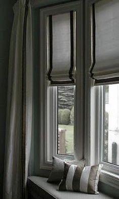 В жизни и в проектах я предпочитаю максимальльно простые шторы по конструкции. Конечно, ламбрекены и многослойные статичные конструкции и прочее уже давно для всех хороших дизайнеров являются чем-то вроде страшилки на ночь)) Но есть и другое. Детали. Опять и опять - детали творят чудеса,…