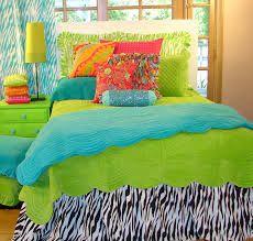 Image result for blue orange green bedroom