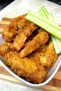 Tofuffalo Hot Wings (vegan)