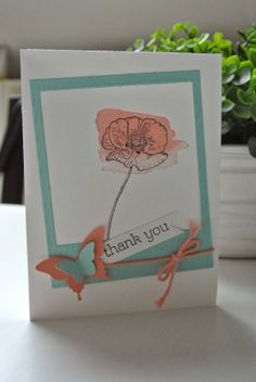 On Film framelits, Butterfly punch, Happy Watercolor Stampin Up