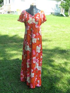 1960's-70s Pomare Hawaii tiki party mod era by Linsvintageboutique