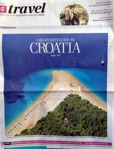 Croatia features in The Daily Telegraph The Daily Telegraph, Dubrovnik, Croatia, Travel, Inspiration, Biblical Inspiration, Viajes, Trips, Tourism
