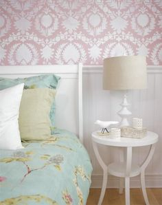 Wall Stencil   Silk Road Suzani Stencil   Royal Design Studio - ON SALE 5/13 only during Stencil Monday Madness. 50% off with code SUZANI50 at checkout.