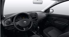 Dacia Sandero - Innenraum