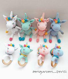 2019 All Best Amigurumi Crochet Patterns Crochet Baby Toys, Crochet Dolls, Baby Knitting, Crochet Mermaid, Crochet Unicorn, Crochet Patterns Amigurumi, Amigurumi Tutorial, Crochet Rings, Flamingo Gifts
