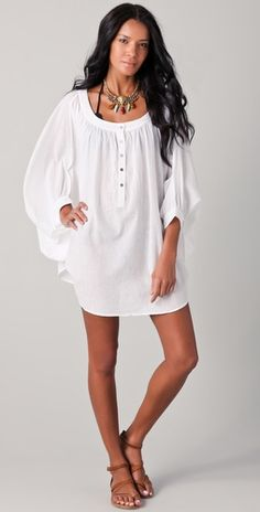 Cover Ups' Time is Here! Chilly's weather must haves for the beach