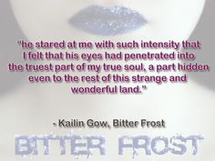 Bitter Frost Kailin Gow Pdf