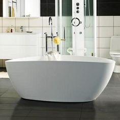 Baderomspakke 1 V&B, Hansgrohe, Novellini Room, House, Home, Powder Room, Hansgrohe, House Inspiration, Bathroom, Inspiration, Bathtub