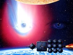 jw '04 Sci-Fi Art Wall 067 - Barclay Shaw
