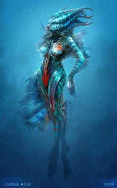 Deepsea Creature