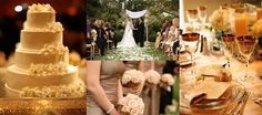 sepia wedding- this is actually very pretty!