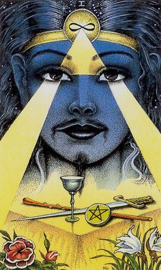 Image result for magician tarot