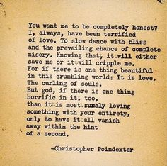 Christopher Poindexter is me. I am Christopher Poindexter.