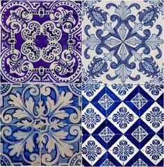 Mexican tiles. futilish