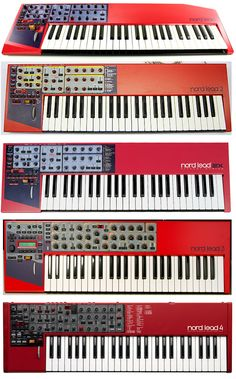 The very first Nord Lead I bought was the Nord Lead 1. Outstanding!! I love the Nord Lead 1 and it is probably the best sounding of all the Nord Leads, however, there are TWO MAJOR problems that ul…