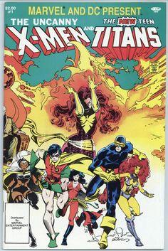 Now available: Uncanny X-Men and... #comics    http://coloradocomics.com/products/uncanny-x-men-and-teen-titans-1-nm?utm_campaign=social_autopilot&utm_source=pin&utm_medium=pin
