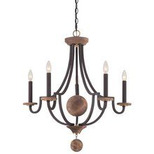 "Buy the Quoizel WDM5005WT Western Bronze Direct. Shop for the Quoizel WDM5005WT Western Bronze Wyndmoor 5 Light 28"" Wide Candle Style Chandelier and save."