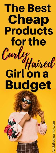 This is such a helpful post. It can be a difficult task to find cheap products for curly hair that a Curly Fro, Curly Hair Tips, Black Curly Hair, Long Curly Hair, Curly Hair Styles, Natural Hair Styles, Curly Wurly, Biracial Hair, Mixed Hair