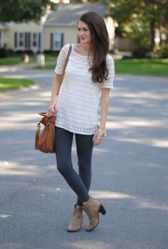 Lace + Pearls - Southern Curls & Pearls