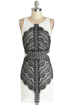 Crossing Your Mind Dress