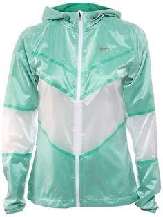 Rain - Nike Women's Cyclone Jacket Spring 2013