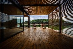 Gallery of DOC - Temporary Floating House / Lime Studio - 3