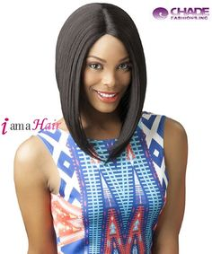 New Born Free Lace Front Wig - MLC159 Magic Lace Curved Part 159 Synthetic Lace Front Wig