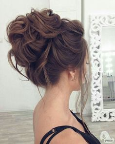 Sock Bun Hairstyles and How to Make a Sock Bun The sock bun is something … Wedding Hair And Makeup, Bridal Hair, Hair Makeup, Bride Hairstyles, Hairstyles Haircuts, Updo Hairstyles For Prom, Bun Hairstyles For Long Hair, Hairstyles Pictures, School Hairstyles