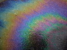 Exxon Turns Suburb into an Oil Slick Giving Environmentalists a Boost for their Deep Winter Colors, Dark Winter, Aesthetic Images, Aesthetic Wallpapers, Oil Slick Hair, Winter Images, Rainbow Aesthetic, Pink Aesthetic, Pink Wallpaper Iphone