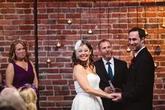 Brandon and Lindsay: Georgetown Ballroom – Seattle, WA – Seattle Wedding Photography » Dana Pleasant Photography