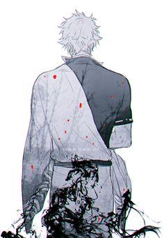 Sakata Gintoki,Gintoki Sakata,Gintama,Гинтама,Anime,аниме,KANapy,Anime без Няш