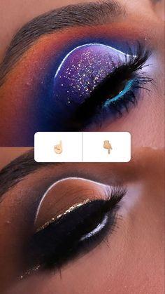 Eyeshadows, Makeup Looks, Eye Makeup, Skincare, Hair Beauty, Make Up, Lipstick, Makeup Ideas, Make Up Looks