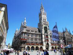 Prefeitura Munique - Viagem com Sabor