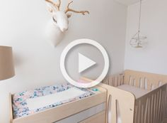 Room Tour: Small Shared Space « Project Nursery