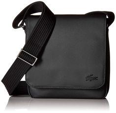 bcf832a78 Lacoste Men's Men S Classic Flap Crossover Bag (eBay Link) Lacoste Bag,  Crossover