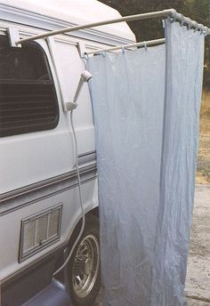 Roadtrek Alternate Shower