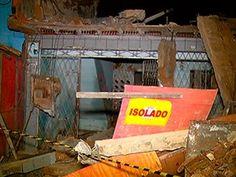 Notícias Potiguar : RN - Imóvel desaba no bairro das Quintas em Natal