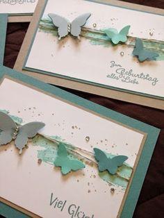 Kreative Auszeit: Schmetterlinge